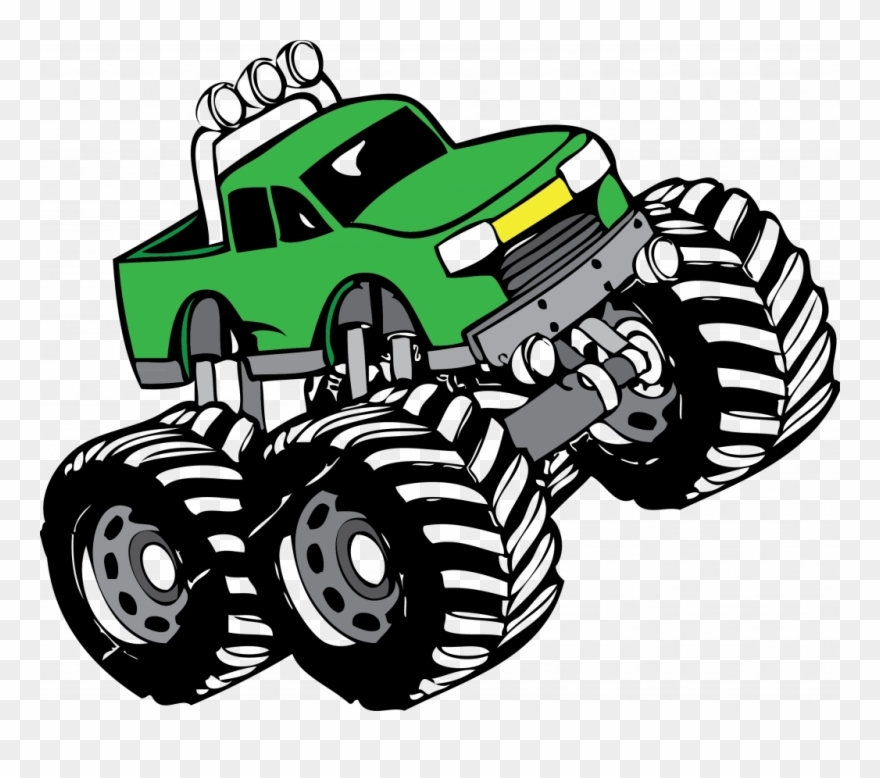 Download Monster Truck Clip Art Monster Truck Clip Art Free Png Download 4234419 Is A Creative Clipart Download The Monster Trucks Boys Prints Clip Art