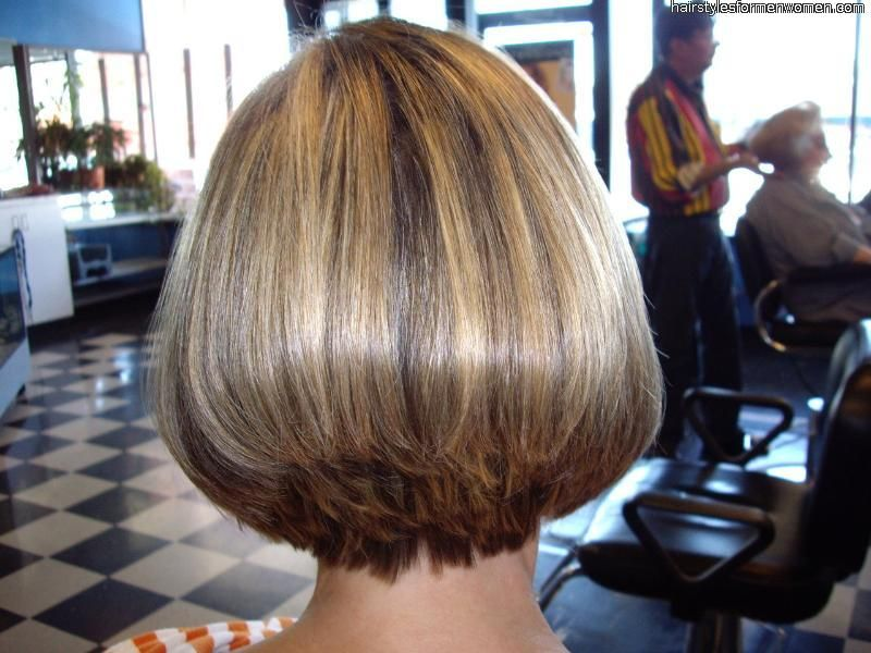 Ag Hair Styles: Image Detail For -stacked Hairstyles For Women Over 50...I