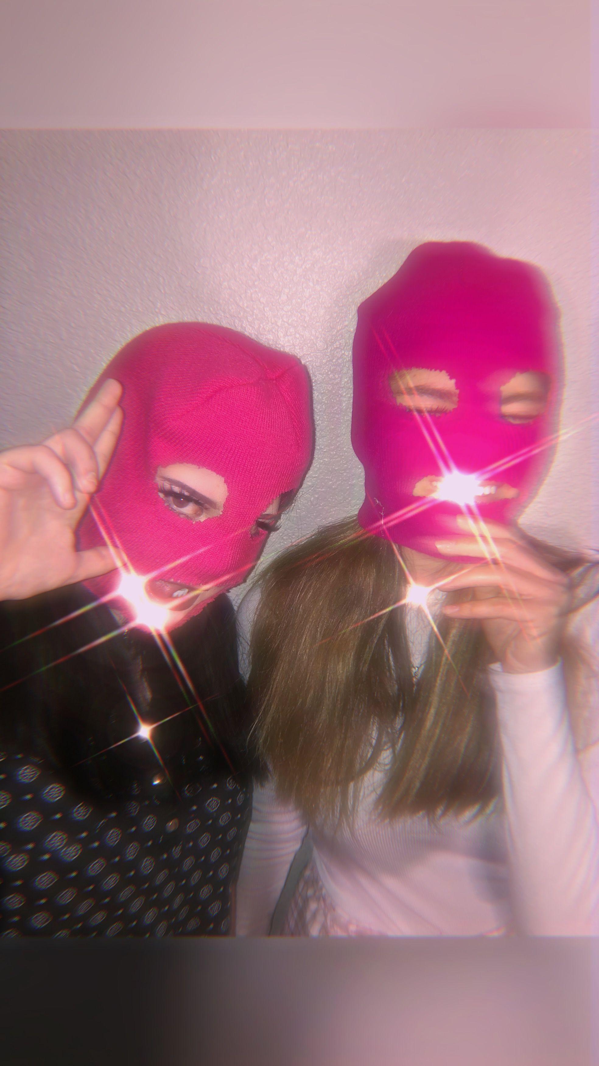 Wallpaper baddie gangsta ski mask aesthetic aesthetic masked girls wallpapers wallpaper cave etsy sellers. Baddie Wallpapers Ski Mask Pink : Grunge Girl Ski Mask Bad ...