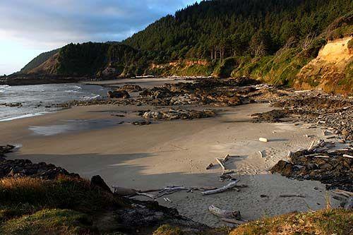 Two Oregon Coast Areas of Insane Romance   Oregon camping ...
