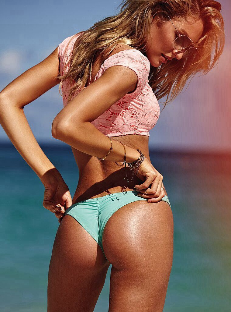 Candice Swanepoel...all my envy in life lies with this woman ...
