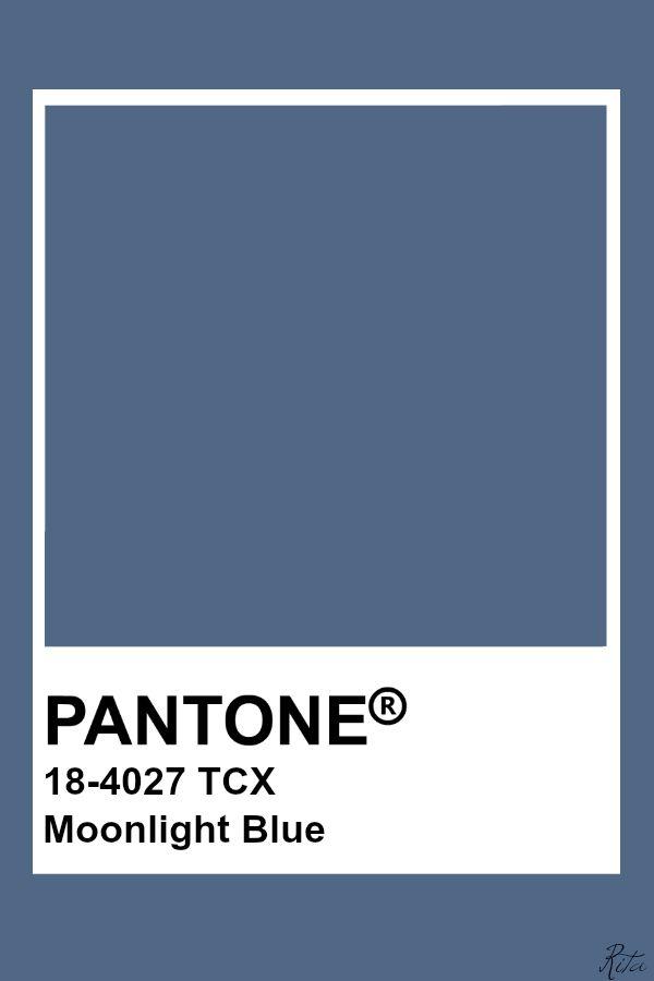 Moonlight Color : moonlight, color, Pantone, Moonlight, Blue,, Colour, Palettes,, Color