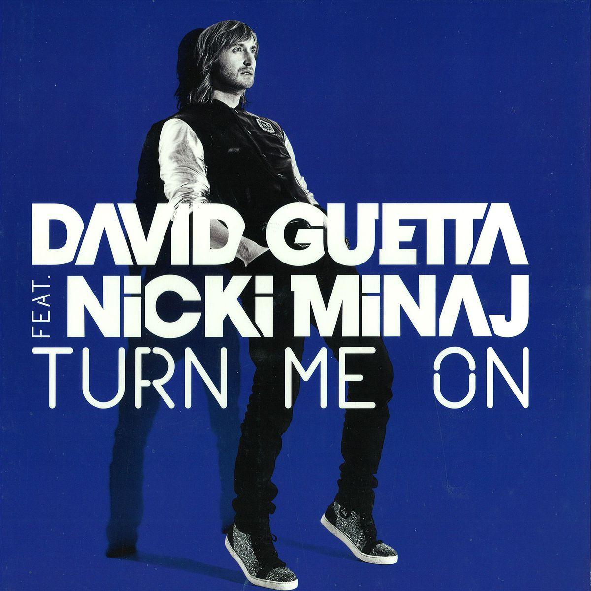 David Guetta Turn Me On David Guetta Album Covers