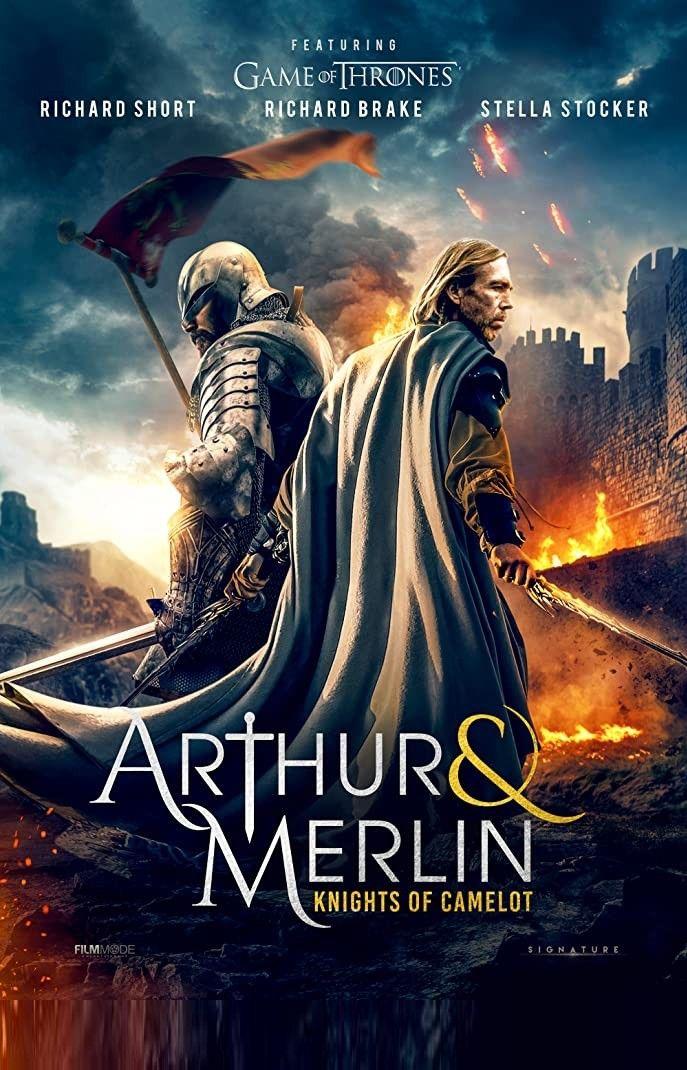 Arthur Merlin Knights Of Camelot 2020 Hindi Dubbed Movie Arthur Merlin Free Movies Online