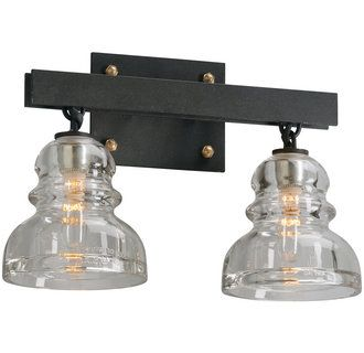 Troy Lighting B3962 With Images Troy Lighting Industrial Bath
