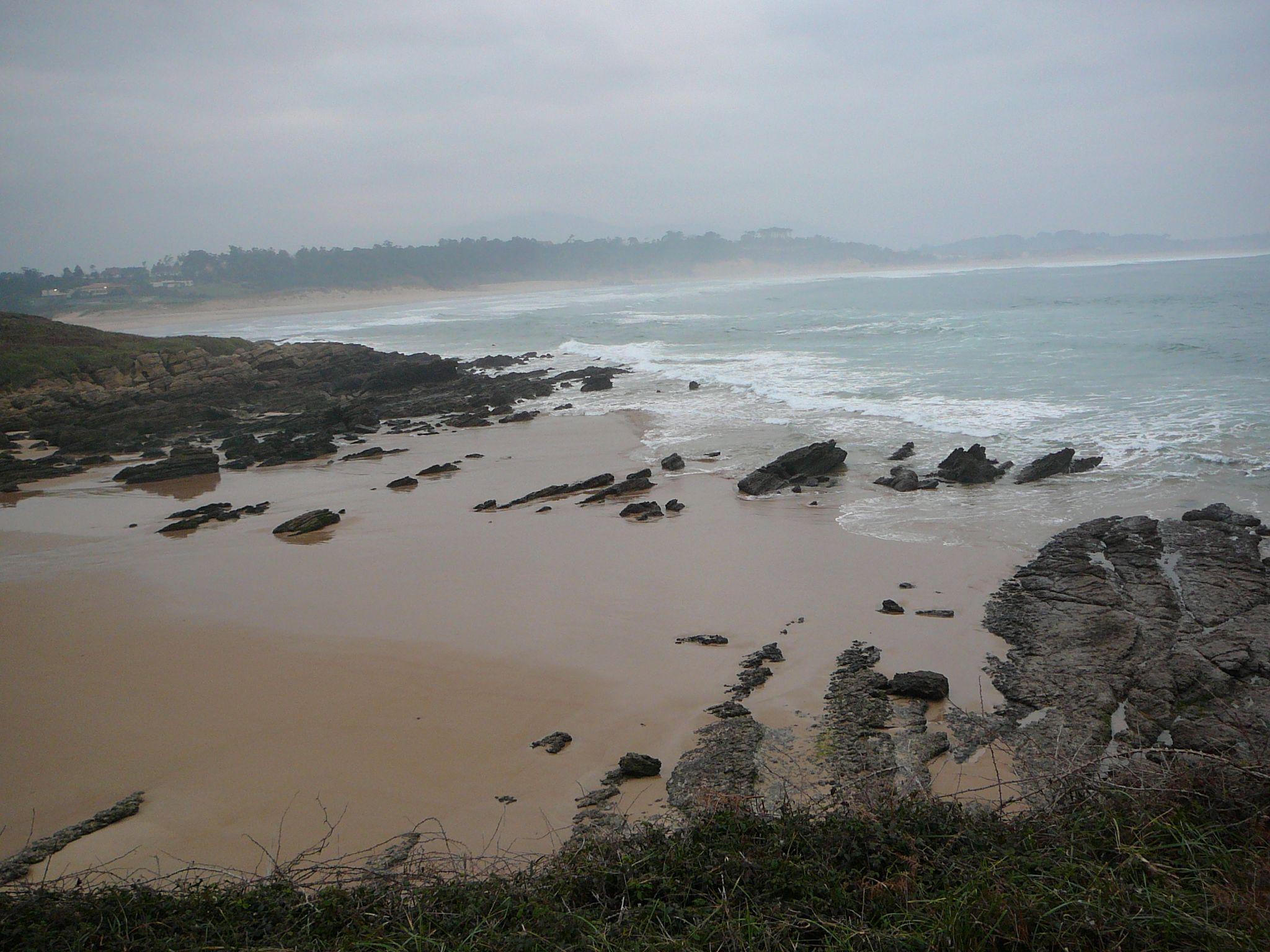 Playa de Los Tranquilos