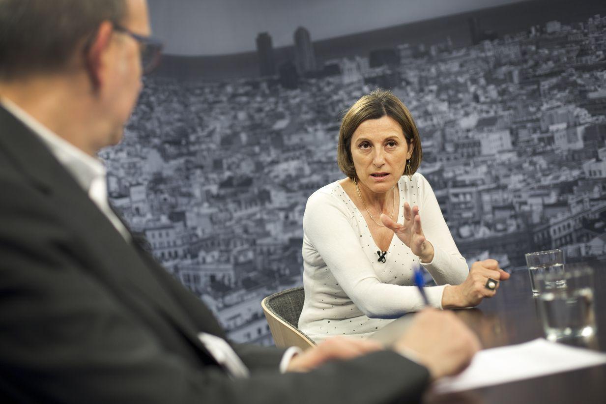 Forcadell comença demà la ronda de consultes amb els partits per proposar un president de la Generalitat