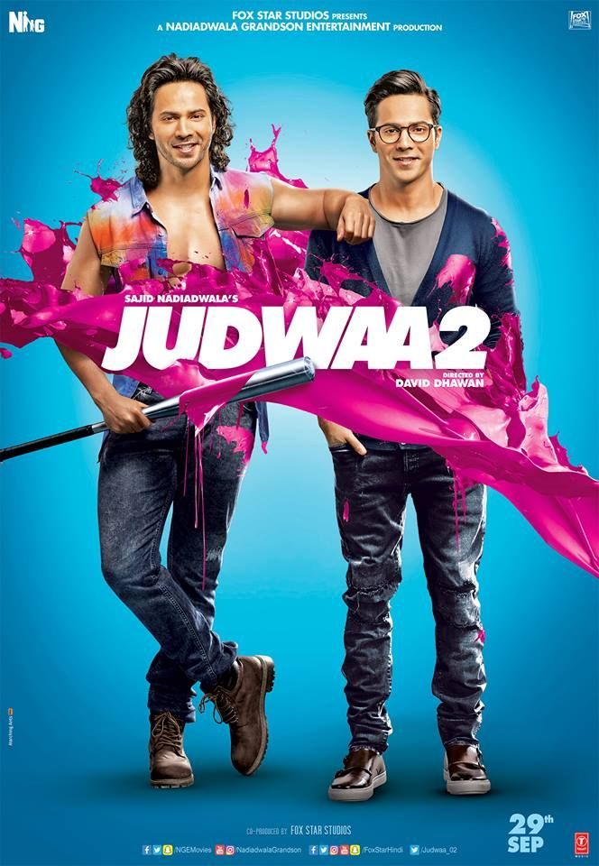 Judwaa Hindi Dubbed Mp4