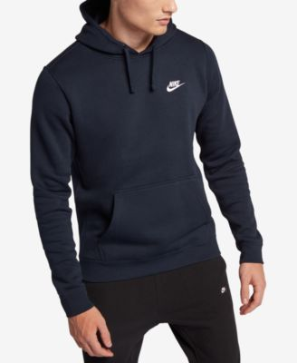 5421a43db Nike Men Pullover Fleece Hoodie in 2019 | Products | Nike men ...