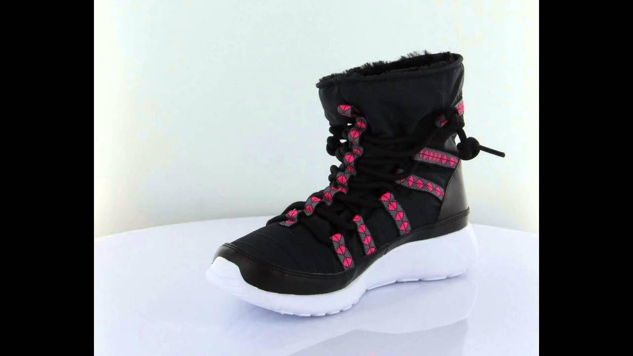 Rosh R H Nike Chaussure Baskets Chaussures De Sport Femmes