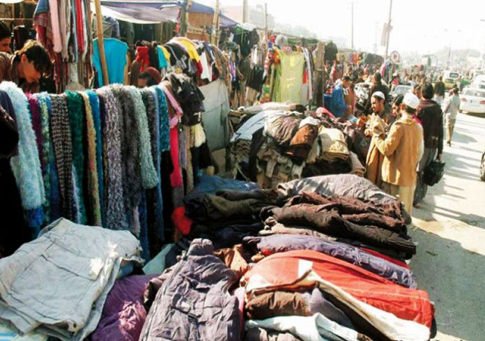 Pakistan Customs Hits Hard On Second Hand Clothing Clothes Laundry Clothes Custom