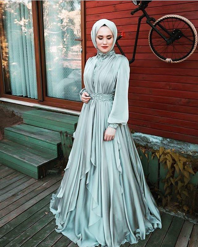 Tesetturhanem Abiyeler Elbise Di Instagram Tugba Moda Tesetturelbise Tesetturabiye Tesettur Te Hijab Dress Party Fashion Dress Party Model Dress