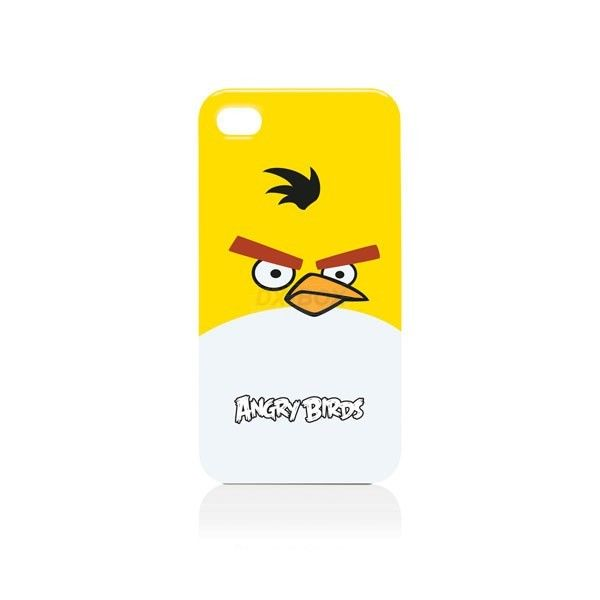 Angry Birds YELLOW BIRD IPHONE 4/4S CASE COVER