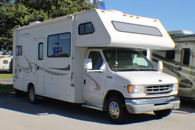 Buy A Used Fourwinds 5000 In Fort Myers Fl Rvs Class C