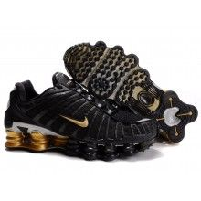 Nike Shox TL1 305463 007 black gold