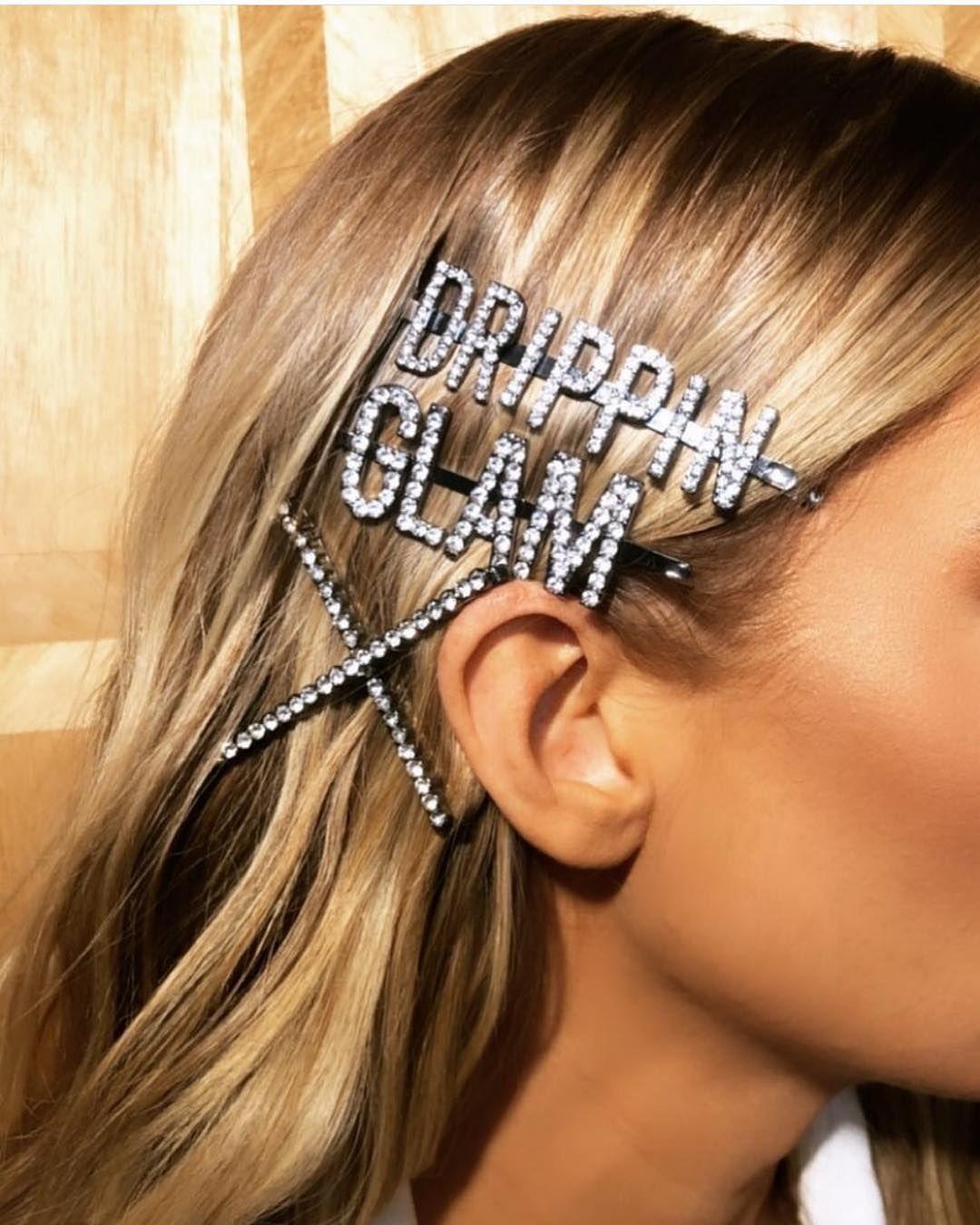 hairaccrssories hair accessories diamonds silver