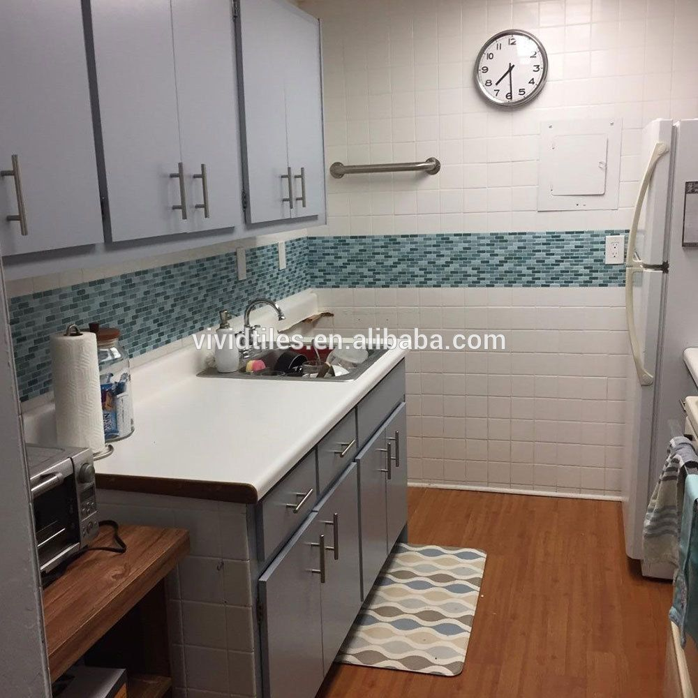 Exceptional Wall Crafts 3d Sensory Mosaic Peel U0026 Stick Tile Kitchen/bathroom Backsplash  Vinyl Wall Sticker