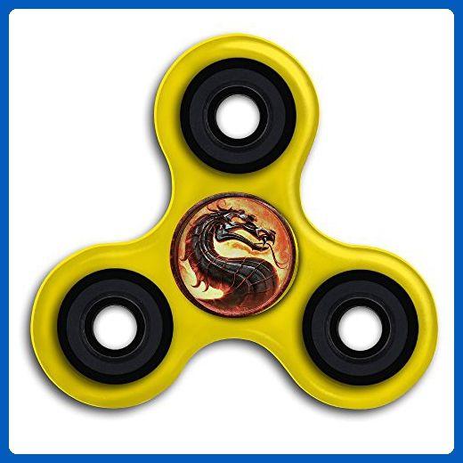 Topfiger Mortal Kombat X Fid Spinner Pecfect For Obsessive