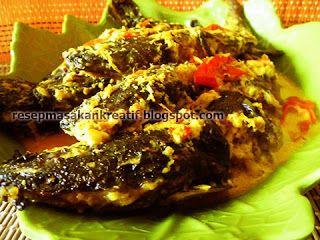 Resep Mangut Lele Bumbu Kuning Pedas Resep Resep Masakan Indonesia Resep Seafood