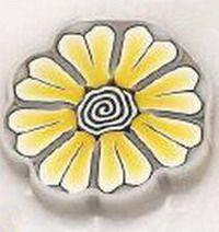 """Цветы из пластики в технике """"колбаса"""" Flower Canes Tutorials - Мастер-классы по украшению тортов Cake Decorating Tutorials (How To's) Tortas Paso a Paso"""