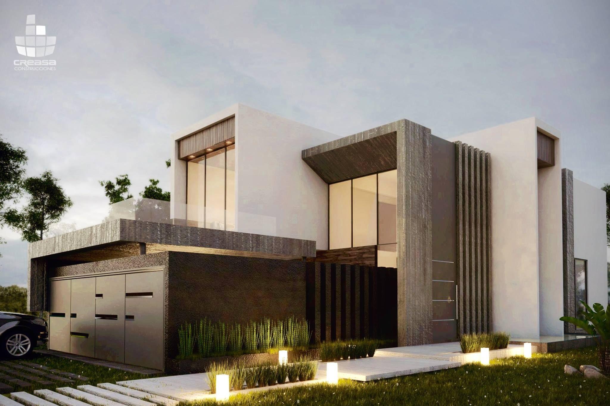 Creasa architecture pinterest fachadas casas y arquitectura