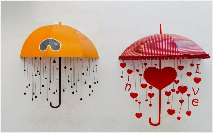 Cute Umbrellas Love Art Wallpaper | cute umbrellas love art wallpaper 1080p cut #cuteumbrellas
