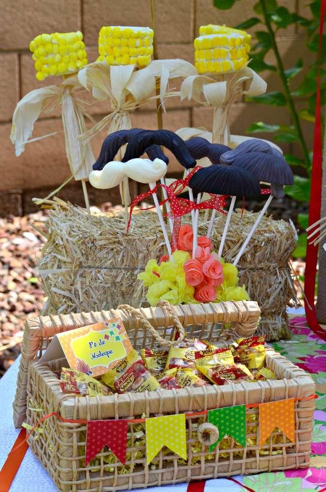Brazilian Traditions - Festa Junina Party Ideas   Pinterest