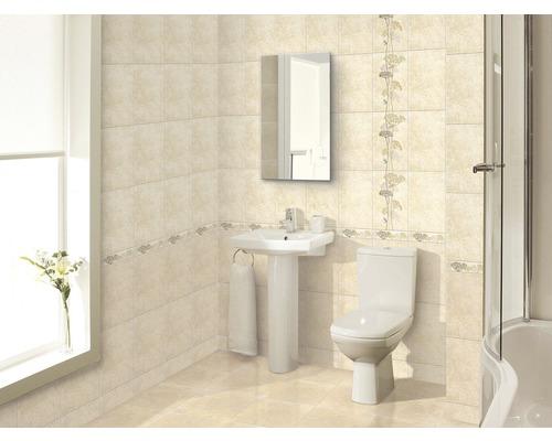 Brau Faianta Elba 25x6 5 Cm Bej Pret Mic La Hornbach Elba Redecorating Bathroom Mirror