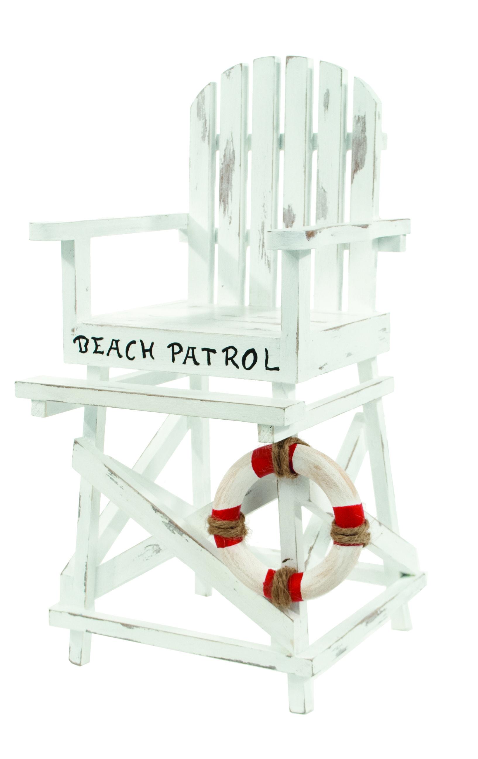 how to build a lifeguard chair key west hammock chairs plaid folkart beach patrol paint craft