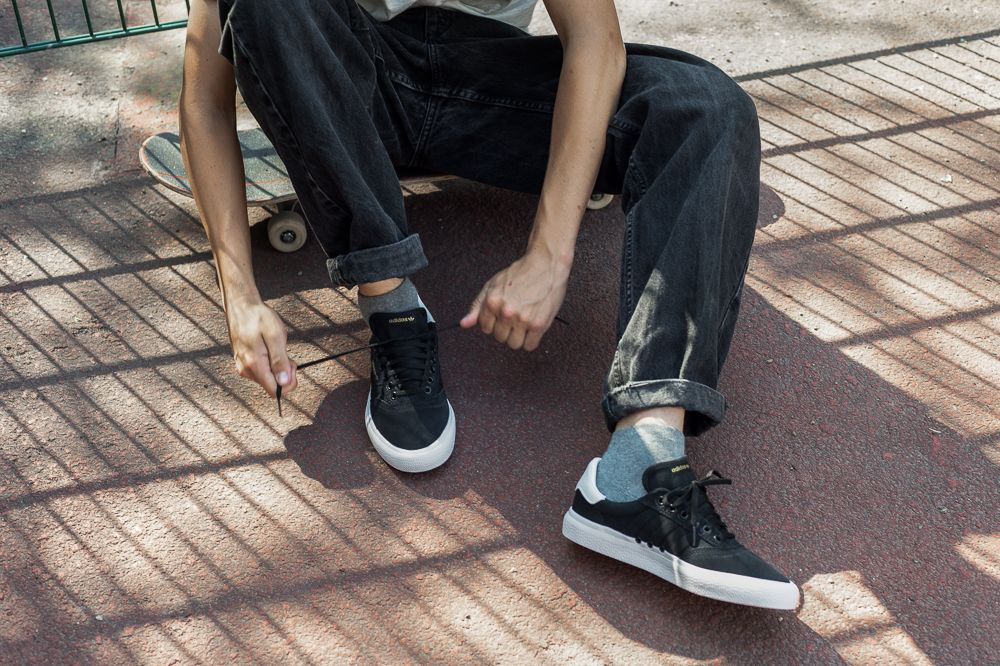 The most versatile skate shoe yet: the adidas Skateboarding