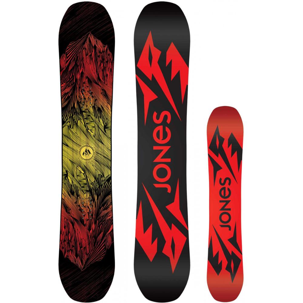 Jones Mountain Twin Snowboard Twins Snowboarding