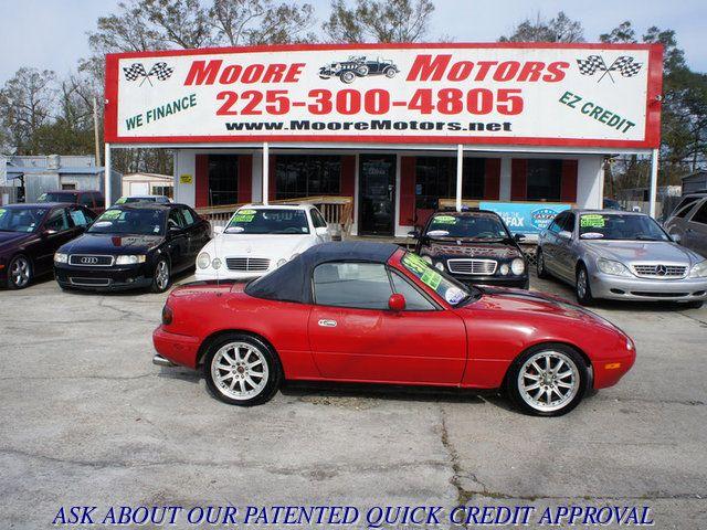 Used Cars For Less >> Less Than 3 000 1993 Mazda Mx 5 Miata Baton Rouge La