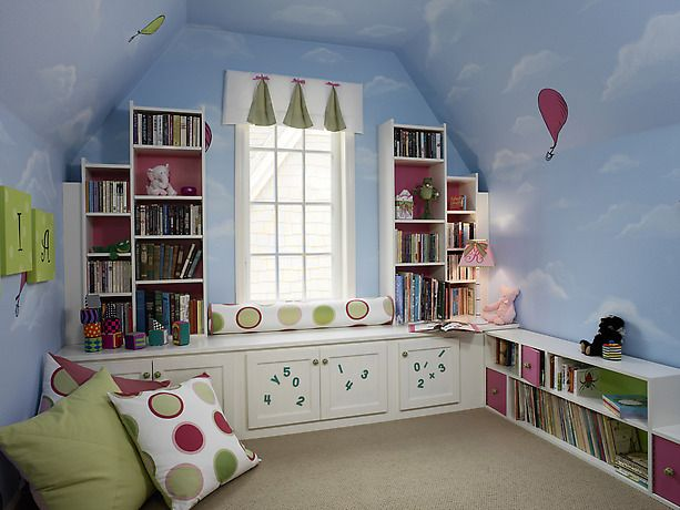 Decorating With Books Decorating Kids Rooms And Room - Decor for kids room