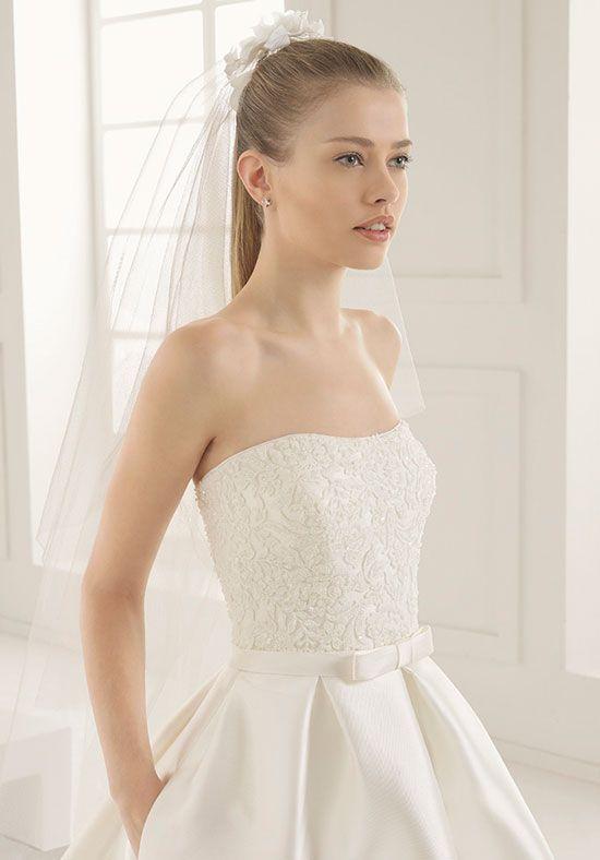 Two By Rosa Clará Emir Ball Gown Wedding Dress