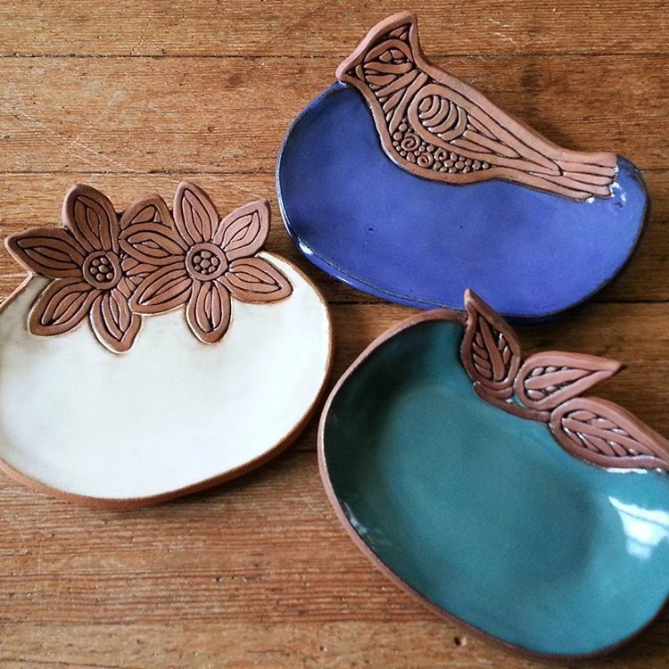 Lots of coil pottery delights headed to Seattle and the Phinney Winter Festival this weekend! Did you know they have a fabulous bake… #slabpottery