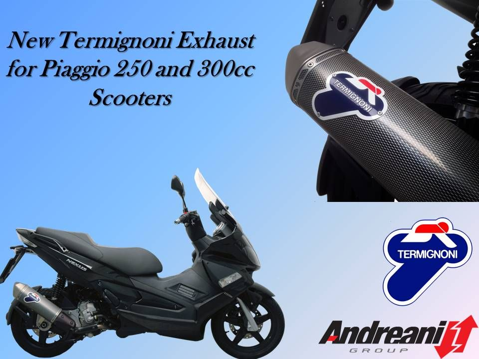 After the big success of the exhaust developed for the