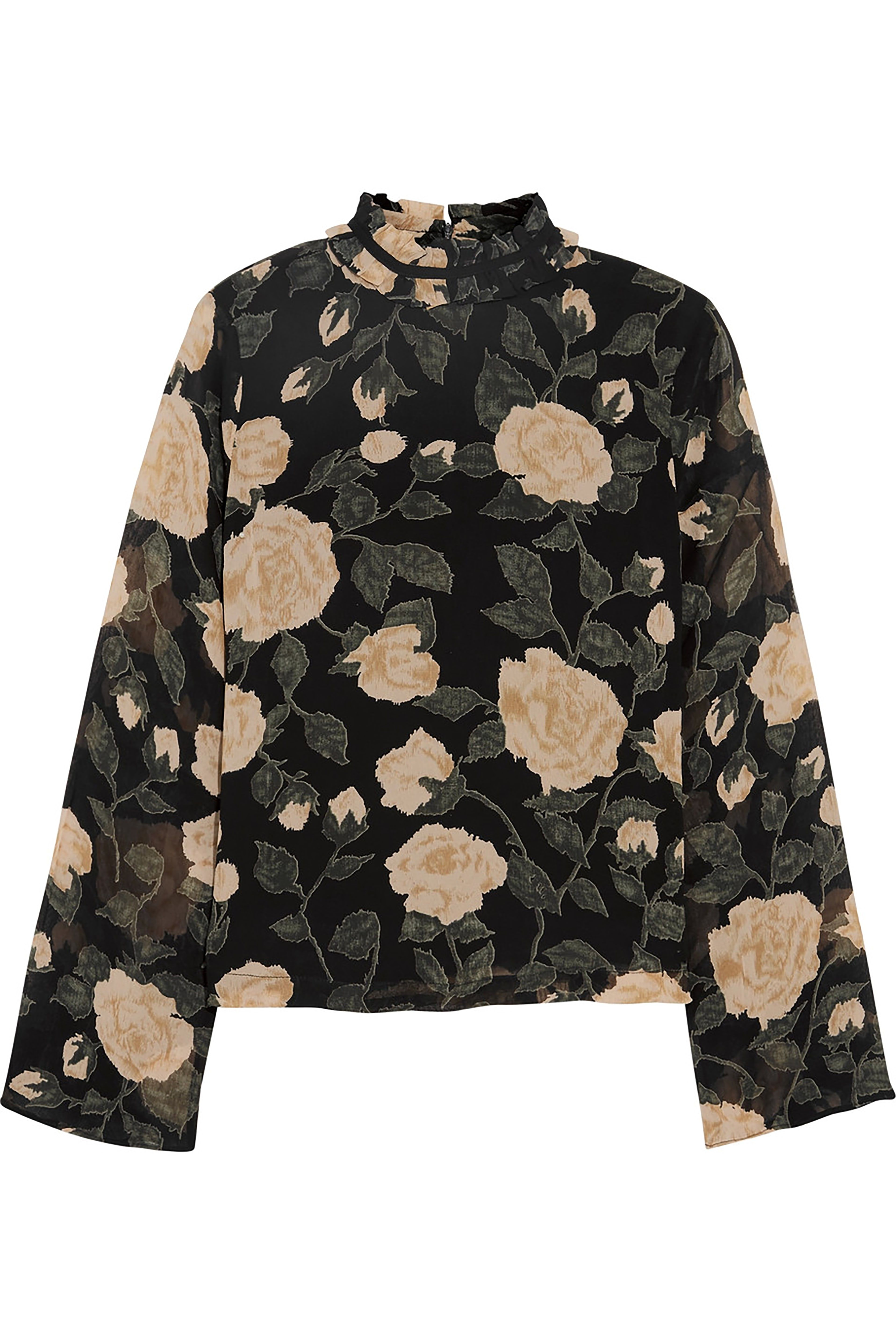 best loved a1807 17a8f Reasons to wear... winter florals – in pictures | Fashion ...