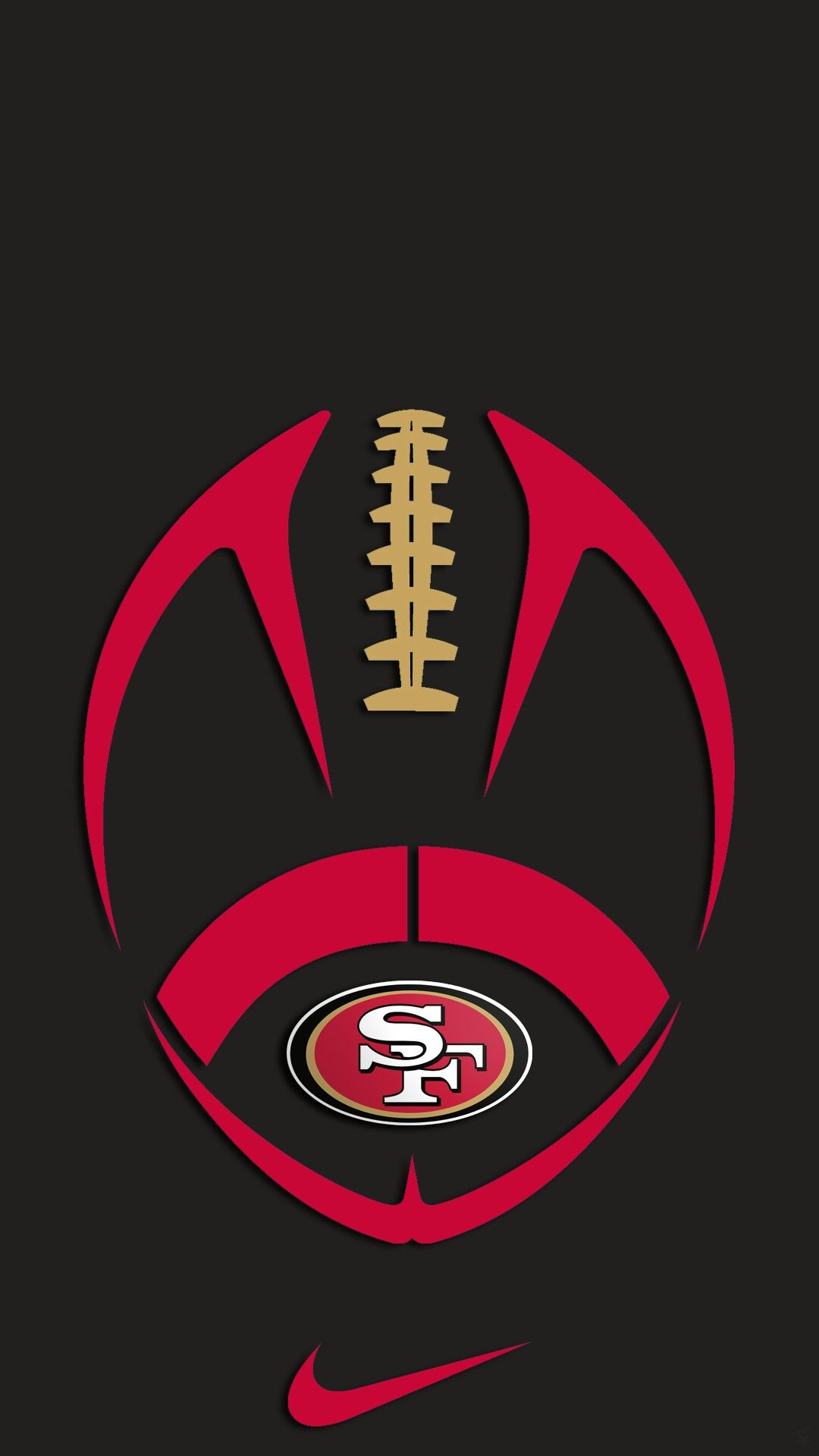 Pin By Misty Frisbie On San Francisco 49ers San Francisco 49ers Logo 49ers San Francisco 49ers