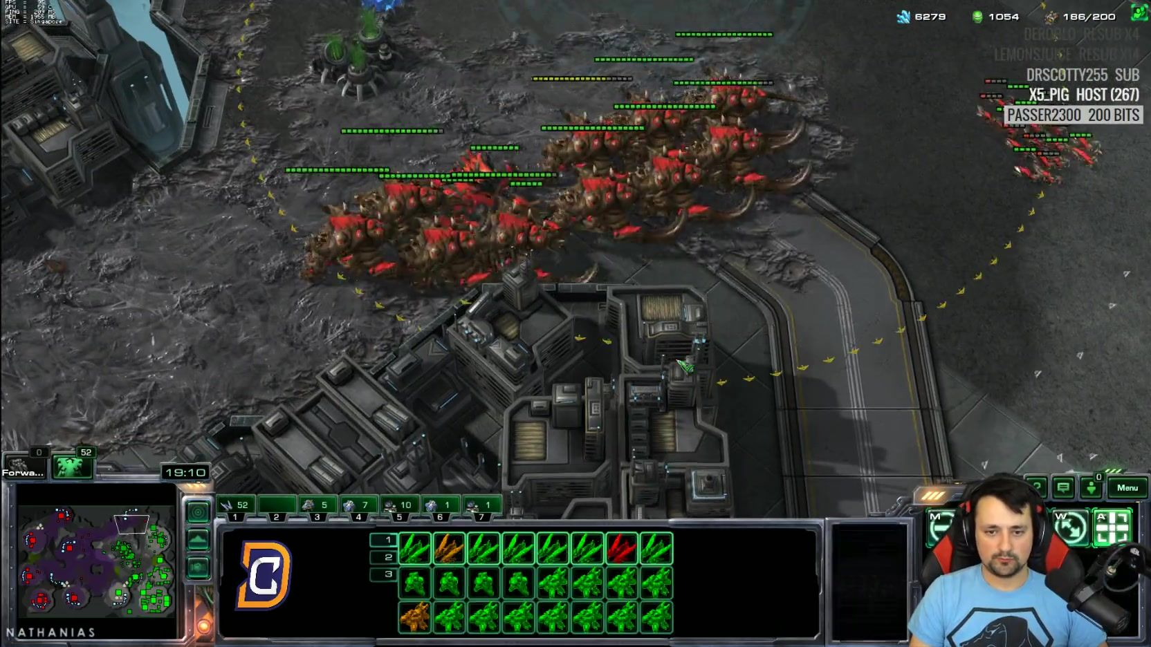 Nate with the Terran force fields #games #Starcraft #Starcraft2 #SC2 #gamingnews #blizzard