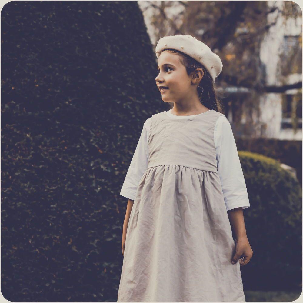 Vintage vom Feinsten. Unsere Kinderkleider orientieren sich an der Bilder