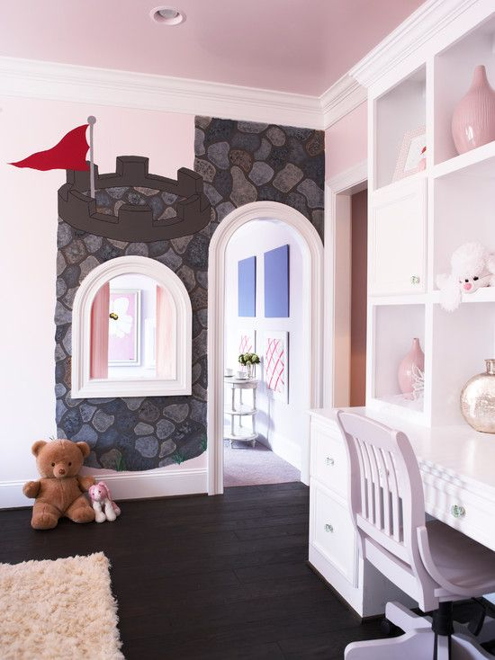 milestone custom homes pretty girls bedroom with ebony stained rh pinterest com