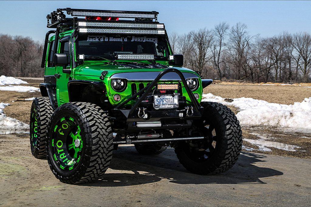 Jeep Green Terra 24 Inch 2015