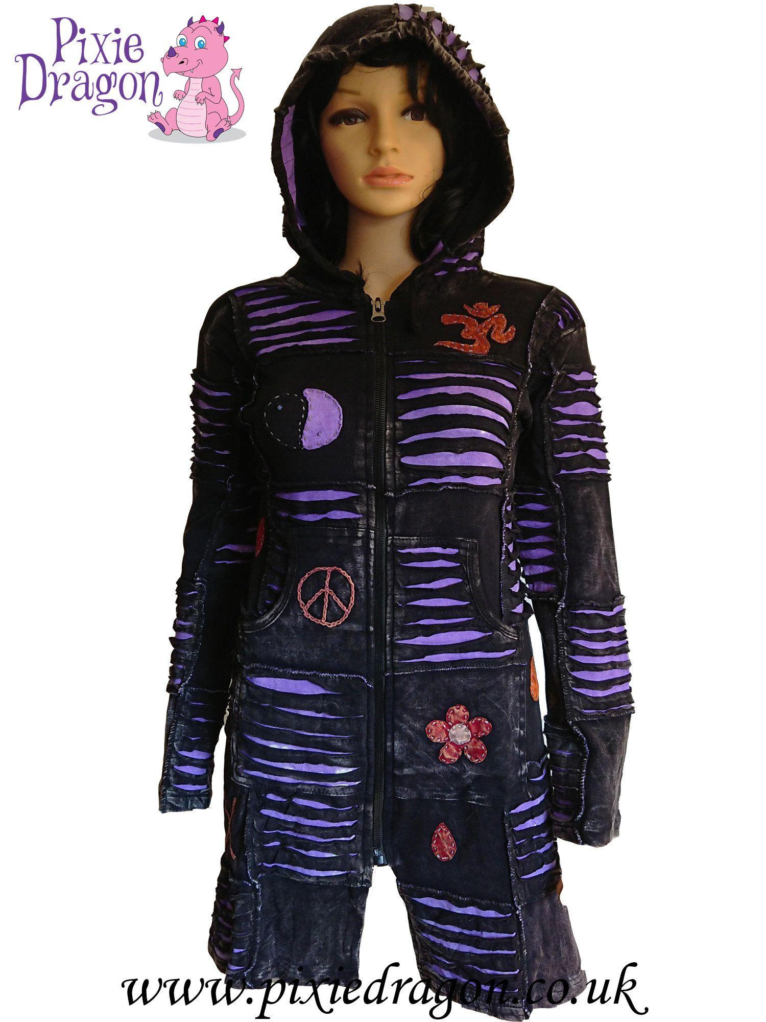 652c8d0900dab Pixie Hood Coat
