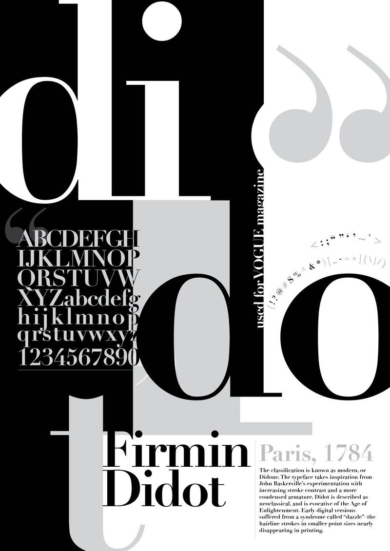 modern serif fonts - Google Search | layout | Typographic
