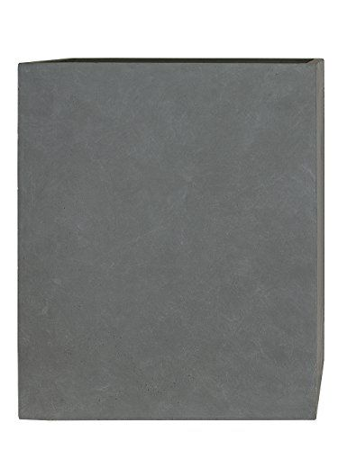 PFLANZWERK® Pflanzkübel DIVIDER Grau 92x80x30cm *Frostbes... https ...