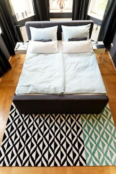 Christophs Schlafzimmer in Leipzig wird zum Hingucker - mit dem