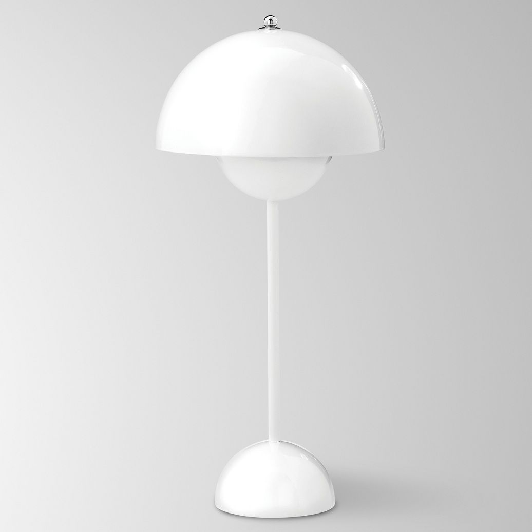 Flowerpot Verner Panton S Flowerpot Table Lamp For Tradition Is A Timeless Piece Originally Designed In The Late 1960s This Table Flower Pots Traditional