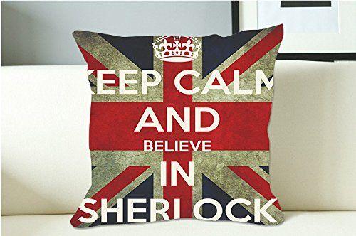 Keep Calm and Believe in Sherlock Pillow Case (16x16 one side) Cover http://www.amazon.com/dp/B013U5XNNW/ref=cm_sw_r_pi_dp_U5z9vb1FE21Q0