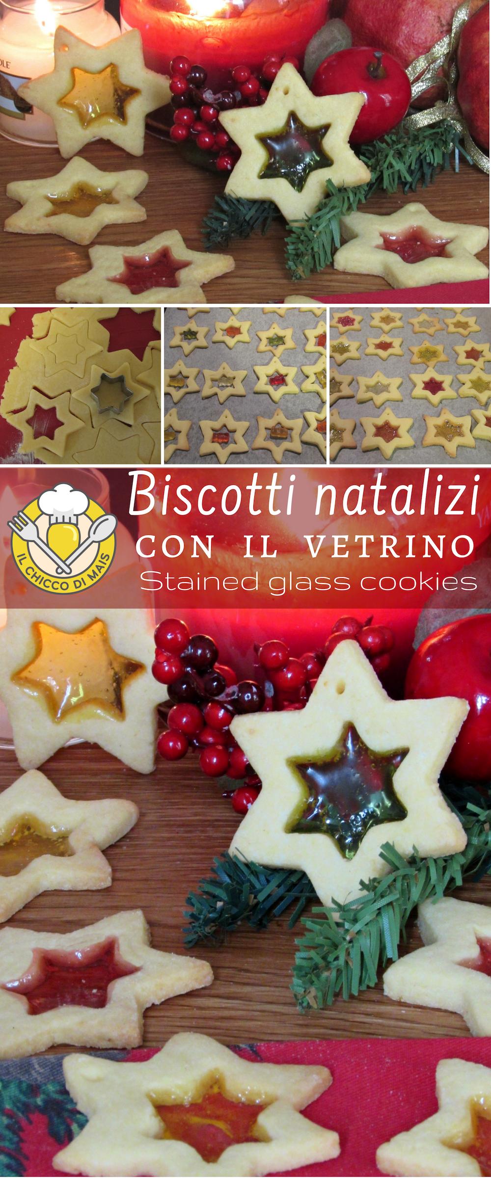 Biscotti Di Natale Effetto Vetro.Biscotti Natalizi Con Il Vetrino Una Ricetta Facile E Veloce Per