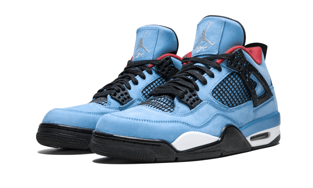 """Air Jordan 4 Retro """"Travis Scott Cactus Jack"""" 308497"""